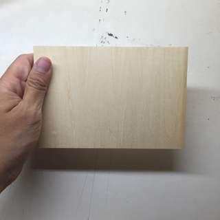 水印木刻版