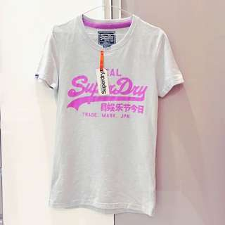 Brand New Mens Vintage Logo Superdry T-shirt