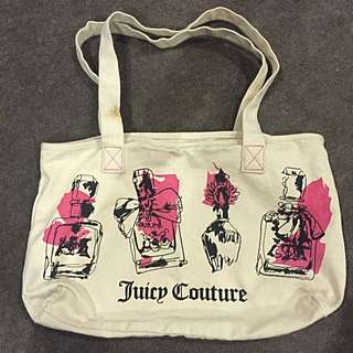 Juicy Couture Eco-friendly Bag / Recycling Bag