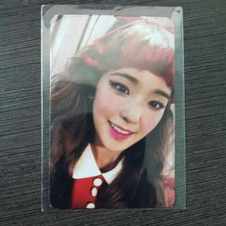 WTT RED VELVET PC