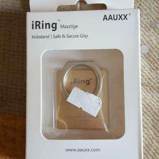 iRing手指還手機架