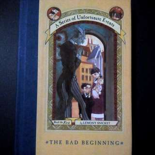 A Series Of Unfortunate Events The Bad Beginning