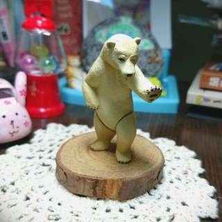 壁咚 北極熊