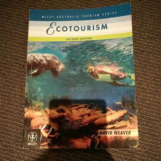 Ecotourism Second Edition