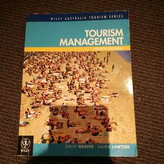 Tourism Management Fourth Edition