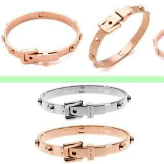 Michael Kors MK Astor 經典款鉚釘造型 手環