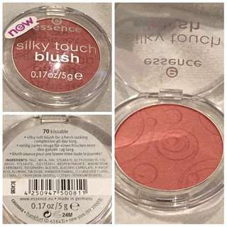 ESSENCE SILKY TOUCH BLUSH IN KISSABLE