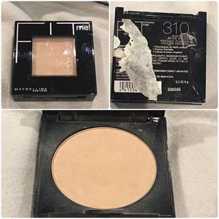 MAYBELLINE PRESSED POWDER