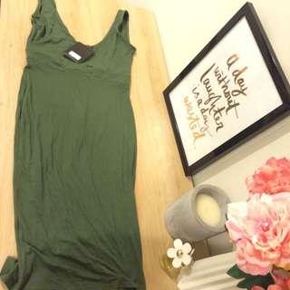 Size 8 Tight Midi Dress