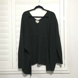 LA HEARTS Loose Knitted Cardigan