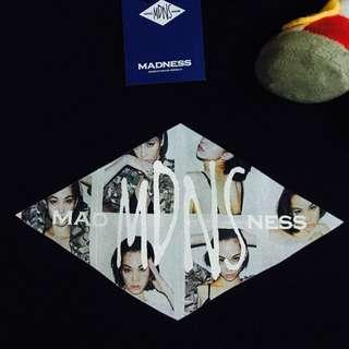 Madness X Kiko 水原希子 菱格 Logo 華山 兩週年