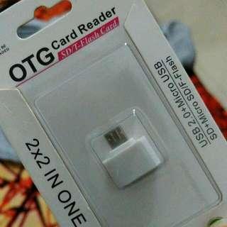 OTG Card Reader