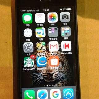 i Phone 5 64G限時特賣