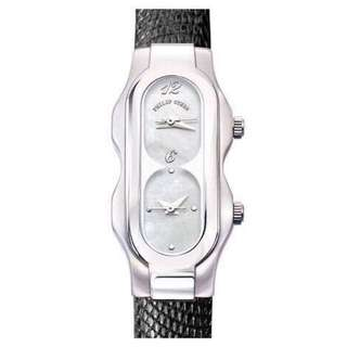 Philip Stein Mini Mother-of-Pearl Watch