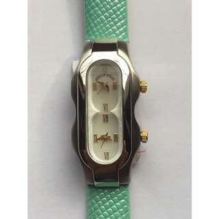 Philip Stein Stainless Steel Mini Signature Three-hand Watch