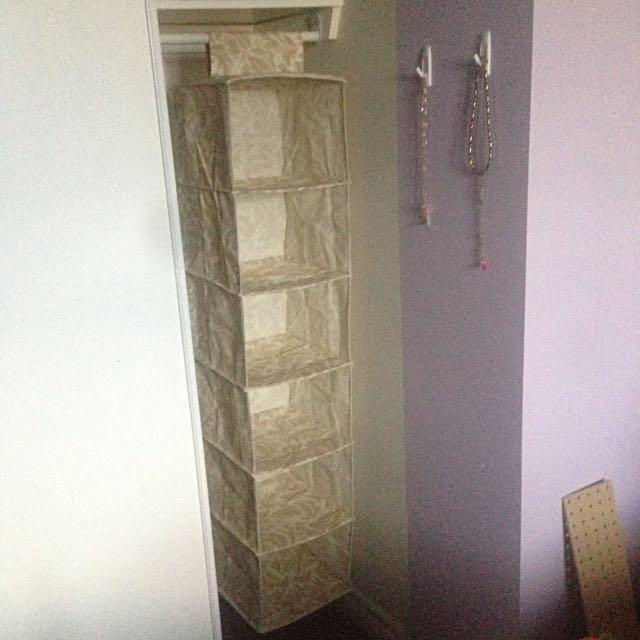6-tiers Hanging Organiser
