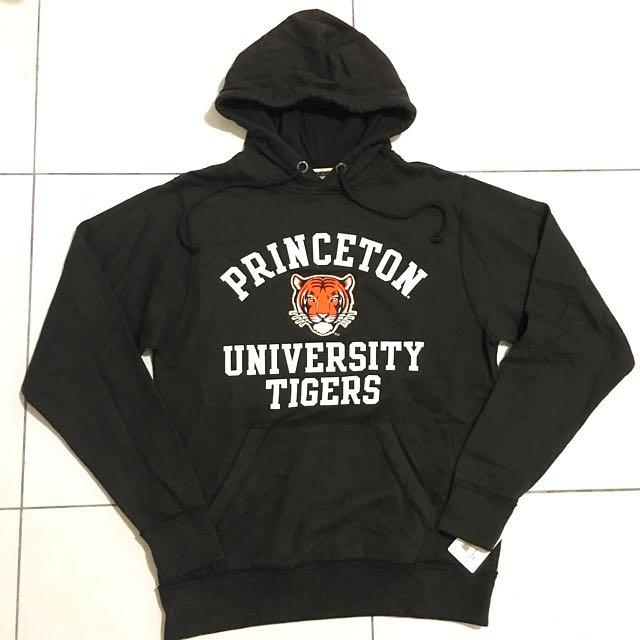 冬季 帽T Princeton University Tigers 普林斯頓