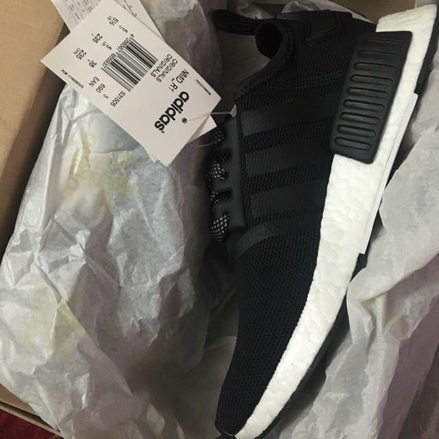 Adidas NMD R1 S31505 US5.5, Women's Fashion, Shoes on Carousell
