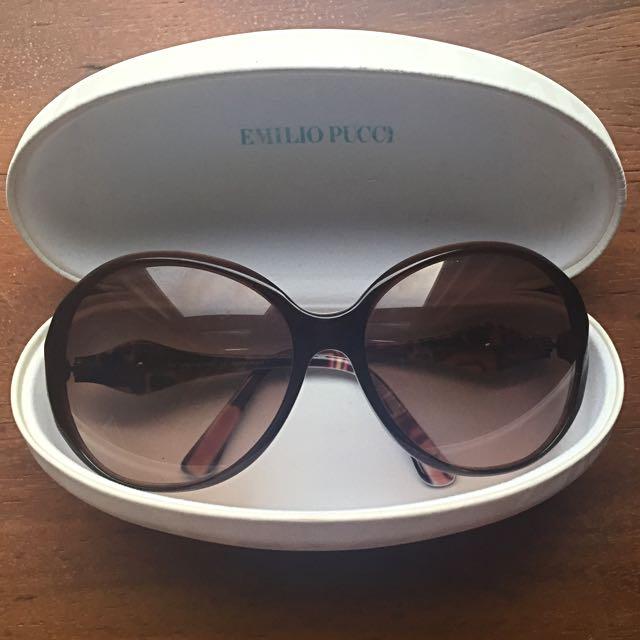 Authentic Emilio Pucci Sunglasses