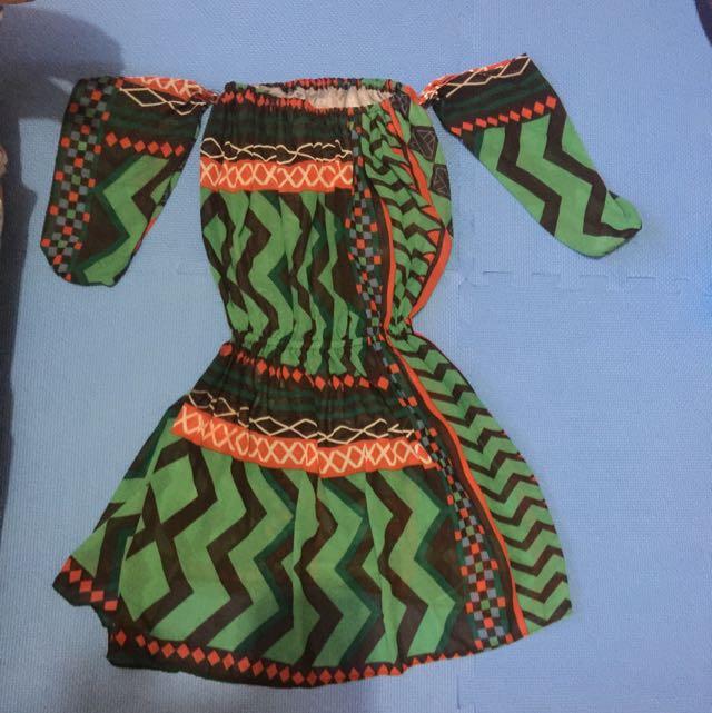 Aztec Sabo Dress