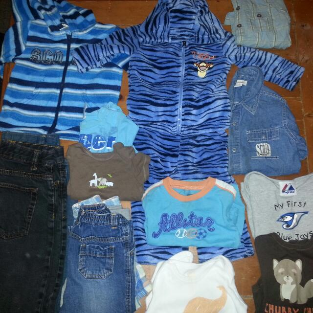 Boys And Toddlers Clothing