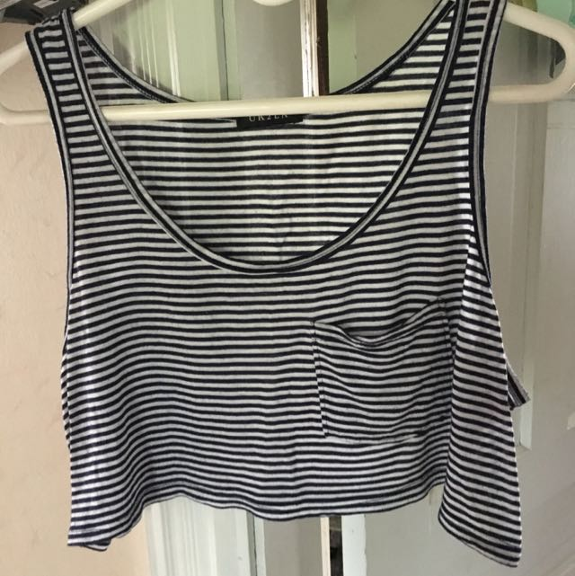 Brand New Crop Tank Small