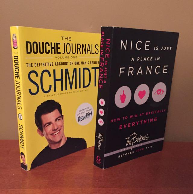 Comedic Books