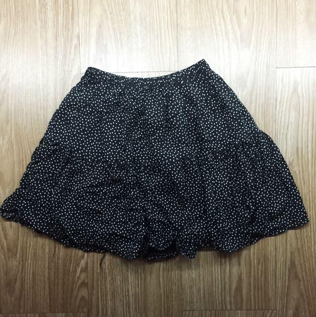 Cotton On Polka Dot Skirt