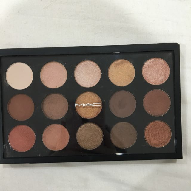 Depotted Morphe 35o In Mac Palette