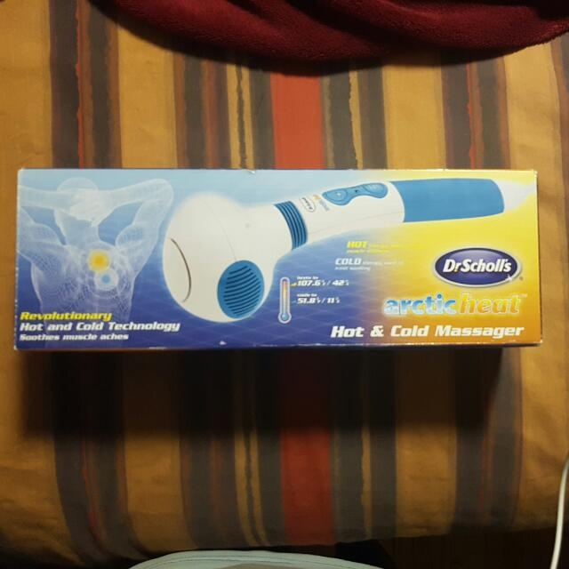 Dr. Scholls Hot And Cold Massager