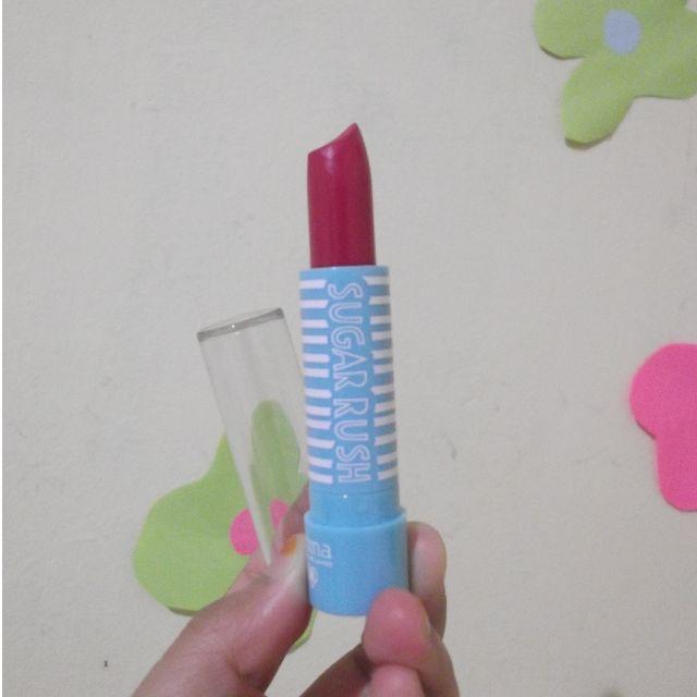Emina Sugar Rush Lipstick Pink Velvet