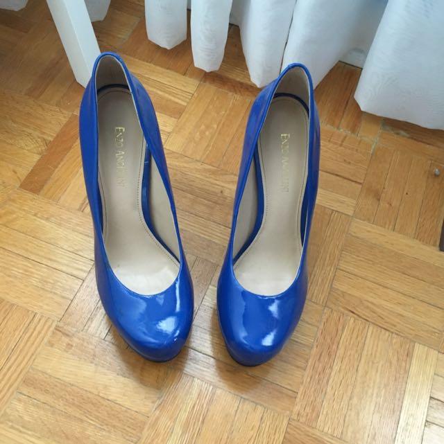 Enzo Angiolini Platform Heels