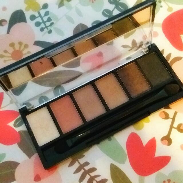 Ever Bilena BROWN Eyeshadow Palette
