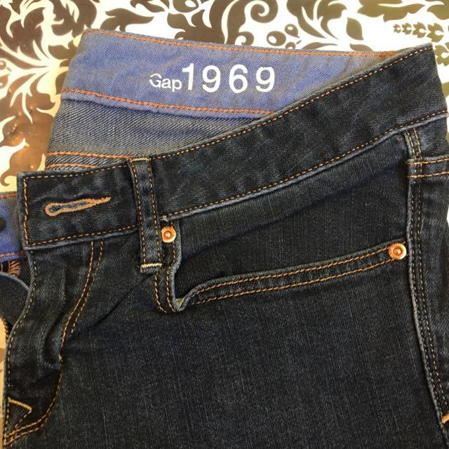 Gap Jeans Size 29w
