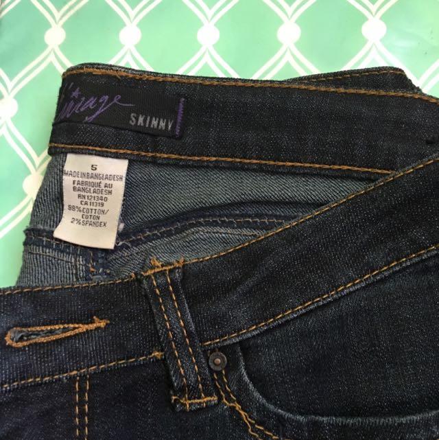 Garage Jeans Size 5