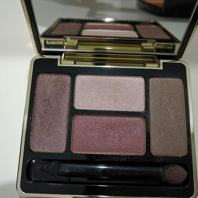 Guerlain Les Bois De Rose Eyeshadow quad