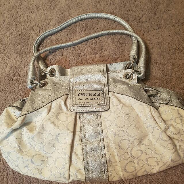 Guess Grey Bag