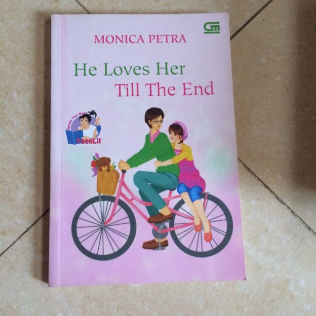 he loves her till the end (monica petra)