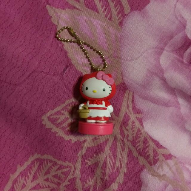 【全新】Hello Kitty印章