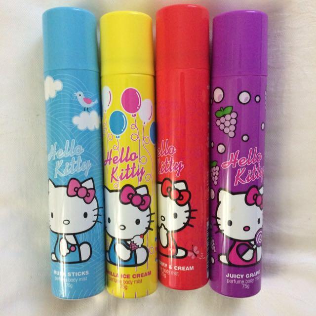 Hello Kitty Body Spray