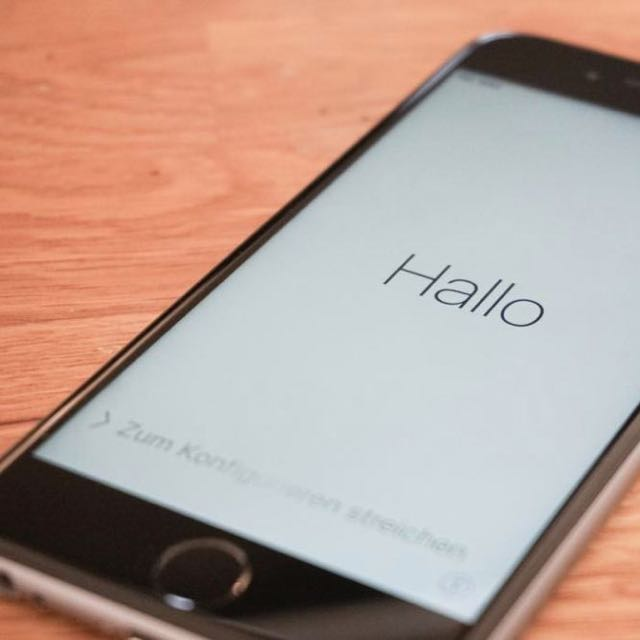 極新。I Phone 6s 太空灰 16g