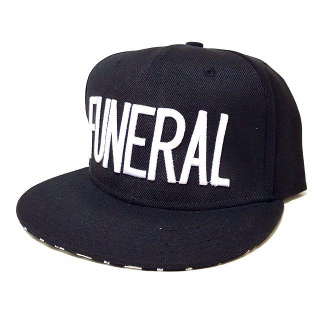 INSTOCK Funeral Snapback Cap 95383e080d0