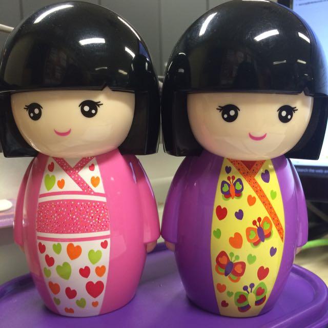 Japanese Doll - Money Bank