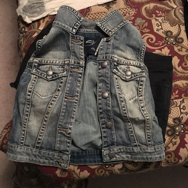 Jean Machine Blue Jean Jacket