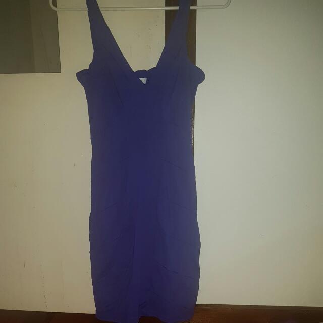 Kookai Bodycon dress Purple Size 1