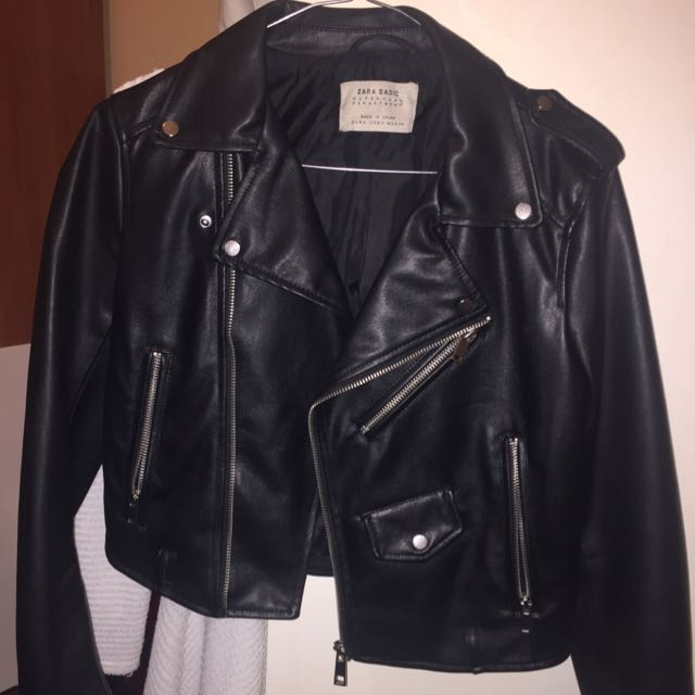 (pending) Leather Jacket