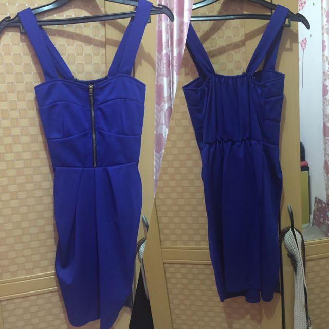 mini dress electric