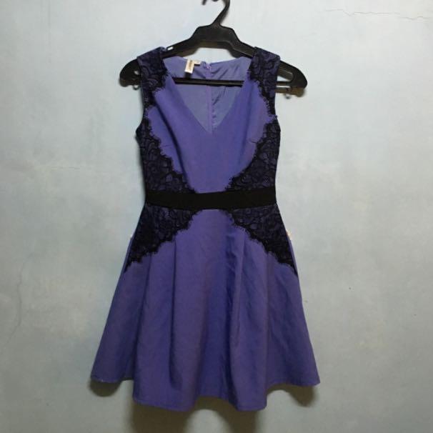 Moussy Blue Dress