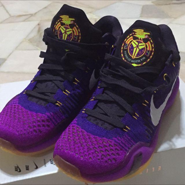 2fa47eee086a Nike Kobe X Elite Low