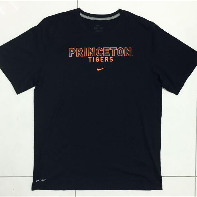 Nike X Princeton Tigers 普林斯頓大學 Dri Fit